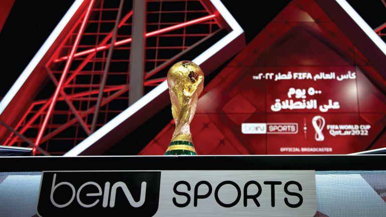 Photo of beIN SPORTS تحتفل باقتراب مونديال قطر 2022