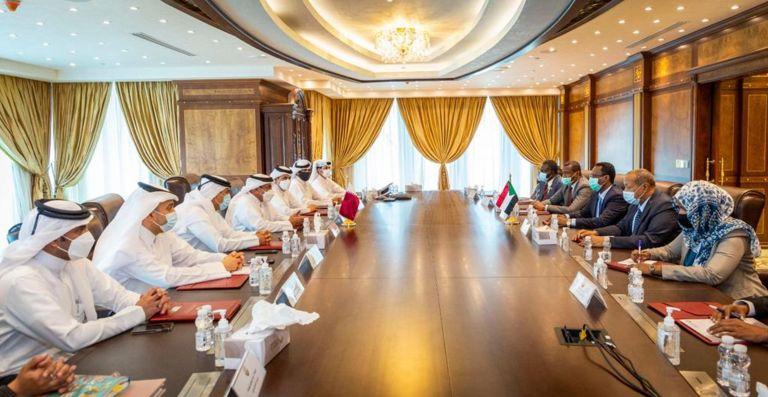 Photo of وزير المواصلات والاتصالات يجتمع مع وزير النقل السوداني