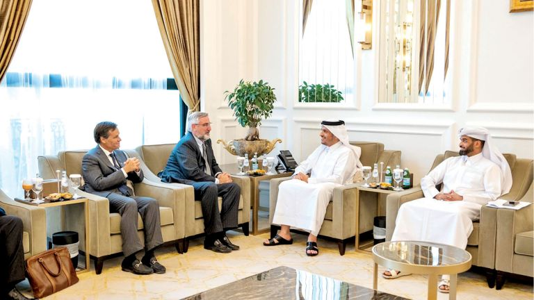 Photo of نائب رئيس الوزراء يستعرض العلاقات الاستراتيجية مع أمريكا