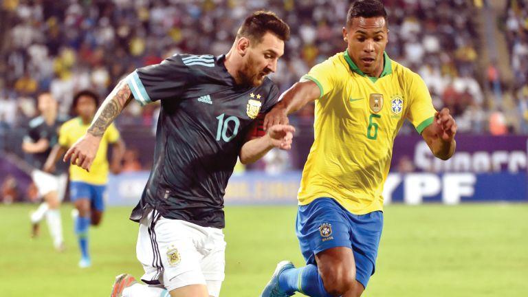Photo of البرازيل والأرجنتين .. نهائي الحلم !