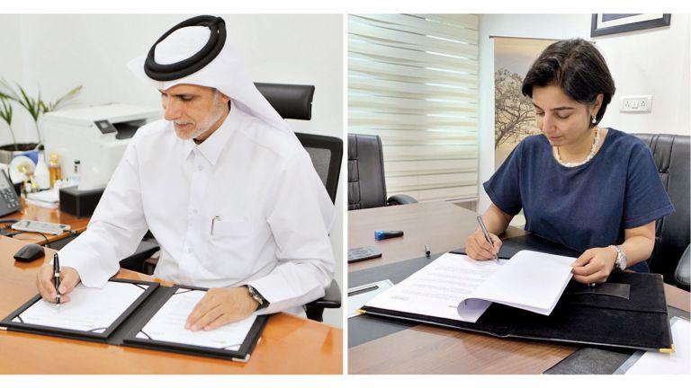 Photo of اتفاقية تعاون لتعزيز النمو المحايد للكربون