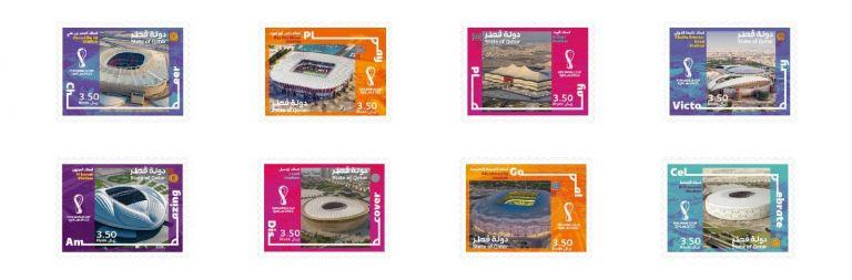 Photo of تدشين الإصدار الثاني من طوابع البريد الرسمية لبطولة كأس العالم قطر 2022