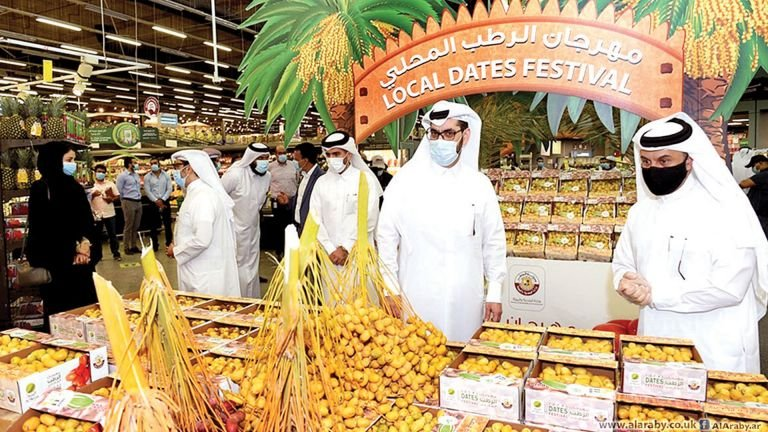 Photo of انطلاق مهرجان الرطب المحلي بسوق واقف اليوم