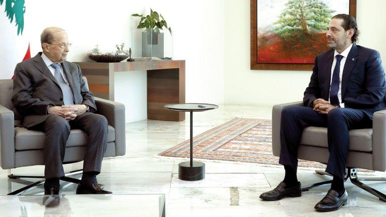 Photo of لبنان: الحريري يقدم إلى عون تشكيلته الحكومية
