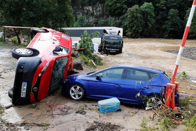Photo of السلطات الألمانية تقدر حصيلة الفيضانات بـ 58 قتيلا على الأقل