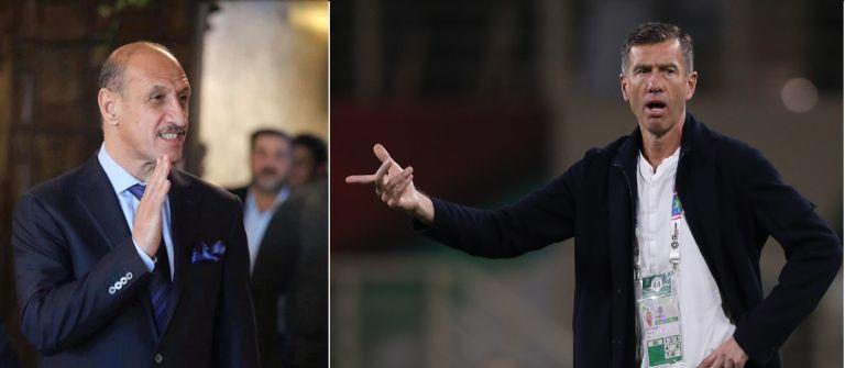 "Photo of عدنان درجال: مدرب العراق كاتانيتش ""بات من الماضي"""