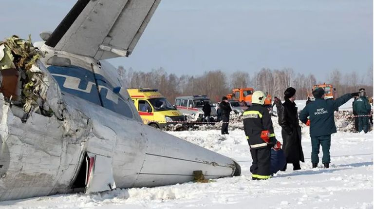Photo of العثور على الطائرة الروسية المفقودة في سيبيريا ونجاة جميع ركابها