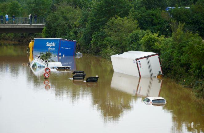 Photo of تجدد هطول الأمطار في مناطق الكوارث بألمانيا ومخاوف من فيضانات جديدة