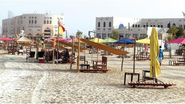 Photo of مفاجآت شاطئ كتارا لاستقبال جمهور العيد