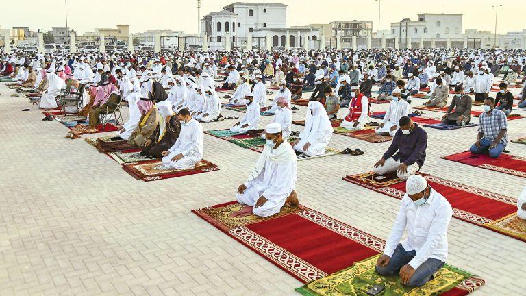 Photo of 900 جامع ومصلى لأداء صلاة عيد الأضحى