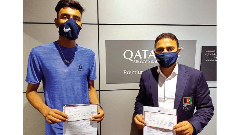 Photo of قطر تستكمل تطعيم المشاركين في الأولمبياد