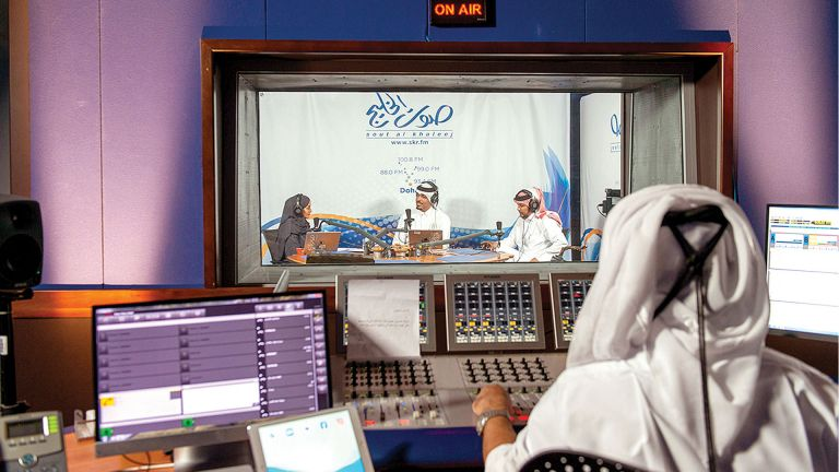 Photo of أجواء مفعمة بالموسيقى على «صوت الخليج»