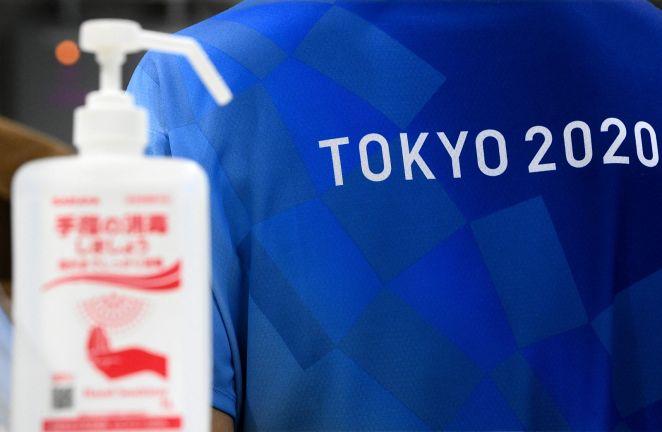 "Photo of أولمبياد طوكيو: إصابة خامسة بـ""كوفيد-19″ في القرية الأولمبية"