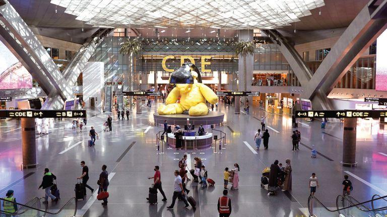 Photo of مطار حمد.. الأكثر ازدحامًا في الشرق الأوسط