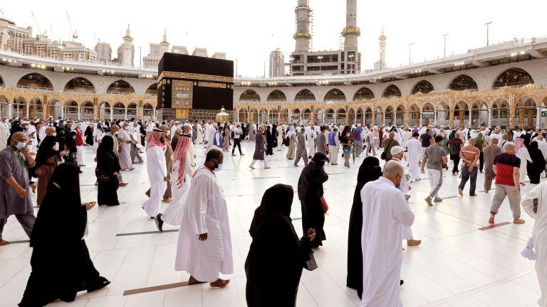 Photo of السلطات السعودية: لا إصابات بكورونا بين الحجاج