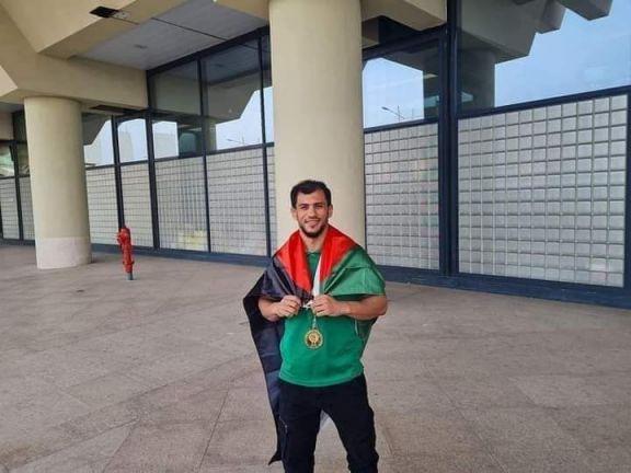 Photo of لاعب جودو جزائري يعلن انسحابه من أولمبياد طوكيو تضامنا مع فلسطين