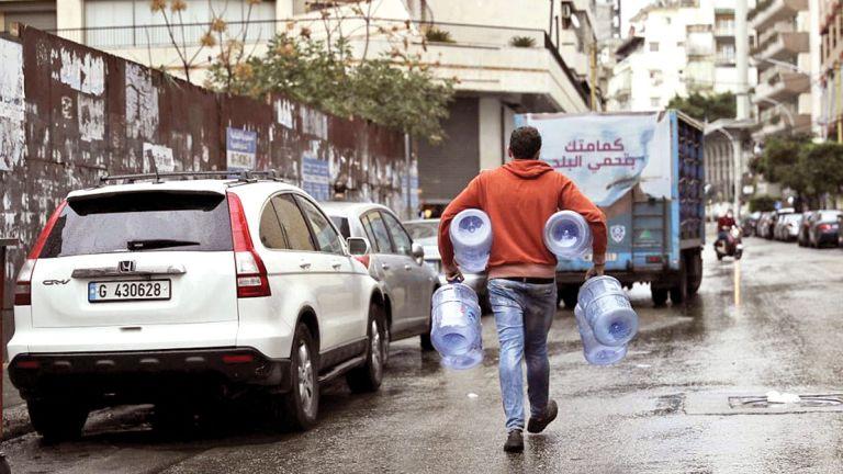 Photo of لبنان : اليونيسيف تحذر من انهيار إمدادات المياه