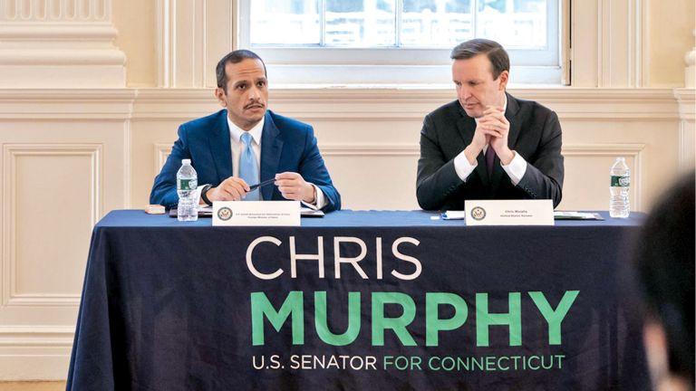 Photo of نائب رئيس الوزراء يجتمع مع عضو بمجلس الشيوخ الأمريكي