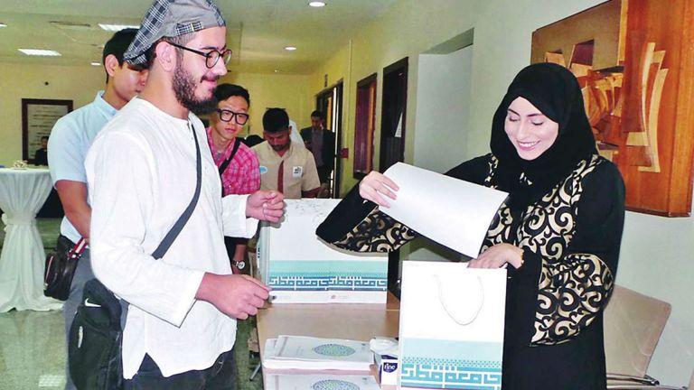 Photo of وصول طلبة جامعة قطر الدوليين غدًا