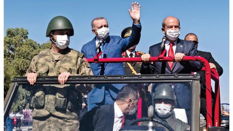 Photo of أردوغان: تركيا لن تذعن للتهديد والابتزاز