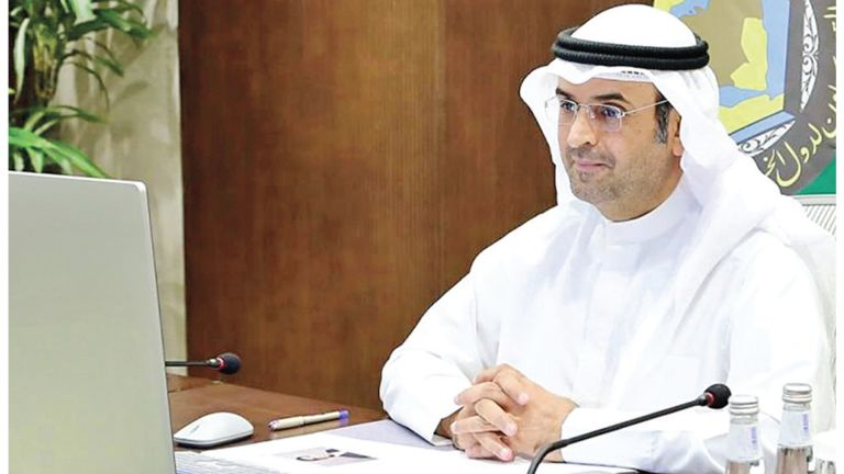 Photo of الحجرف: أمن الخليج مهم لاستقرار العالم