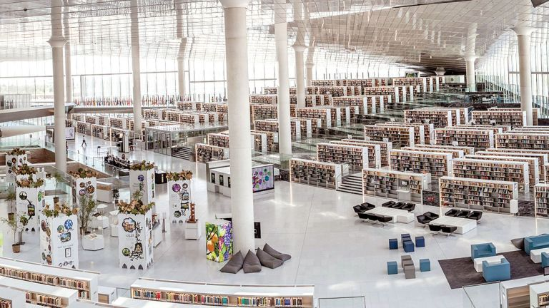 Photo of مكتبة قطر الوطنية تنظم معرضا حول بدايات التصوير الفوتوغرافي في الشرق الأوسط
