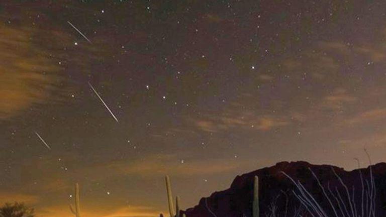 Photo of شهب دلتا الدلويات تزين سماء قطر مساء الأربعاء