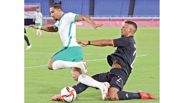 Photo of السعودية تودّع منافسات كرة القدم