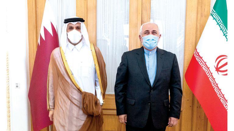 Photo of الرئيس الإيراني المنتخب يستقبل نائب رئيس الوزراء