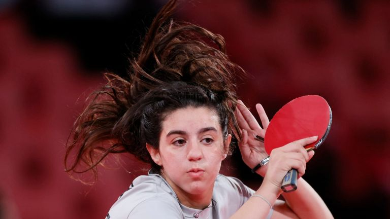 Photo of السورية هند أصغر رياضية في الأولمبياد