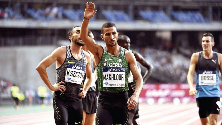 Photo of مخلوفي يغيب عن الأولمبياد