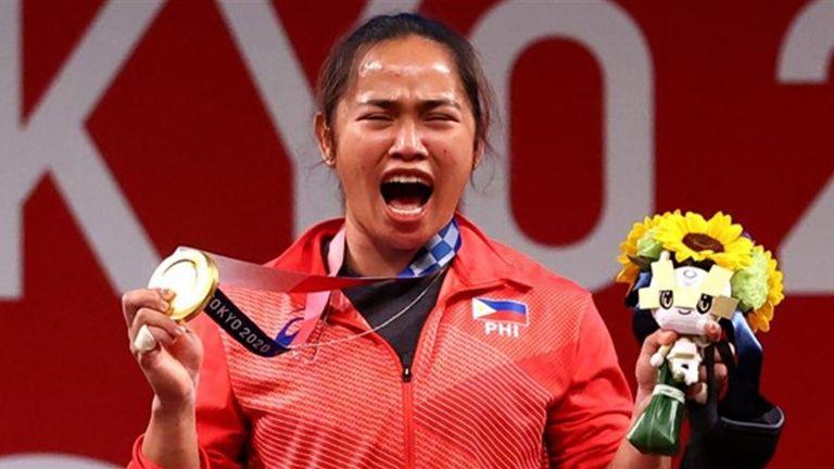 Photo of أول ذهبية أولمبية للفلبين