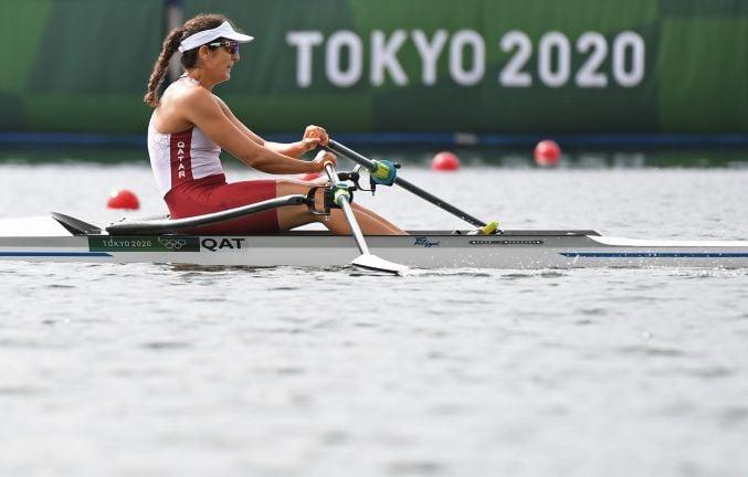 Photo of المشاركة النسائية والطموحات الأولمبية..تالا وبشاير اكتسبا خبرات كبيرة في أولمبياد طوكيو
