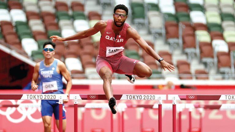 Photo of «الصقر الذهبي» يُواصل تألقه في أولمبياد طوكيو