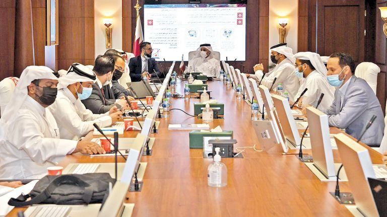 Photo of دراسة لتطوير مركز المعلومات الجمركي الخليجي