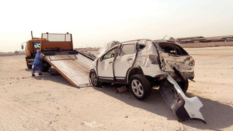 Photo of انطلاق حملة لإزالة السيارات المهملة بالظعاين