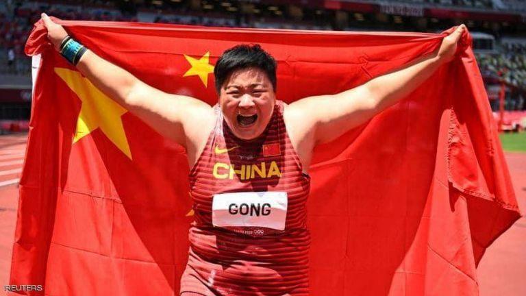Photo of الصين تواصل حصد ذهب الأولمبياد