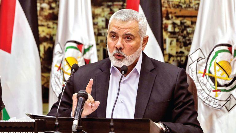 Photo of حماس تعيد انتخاب هنية رئيسًا لمكتبها السياسي