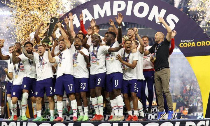 Photo of أمريكا تفوز على المكسيك وتتوج بلقب بطولة الكأس الذهبية