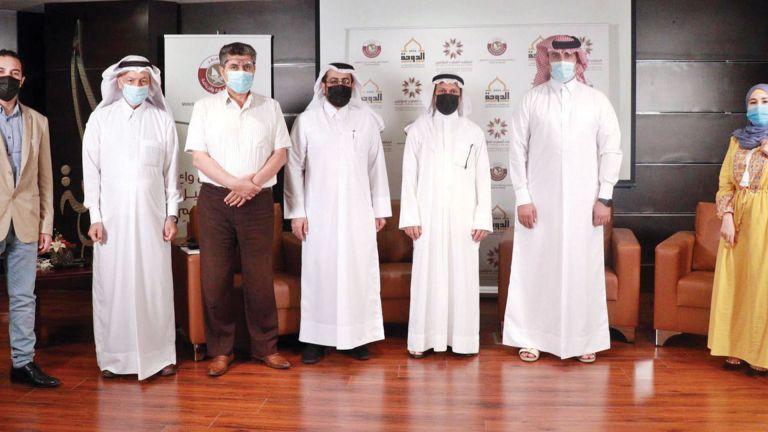 Photo of «مرقاة قطر» تعقد جلسة حول توظيف الفرح خطابيًا