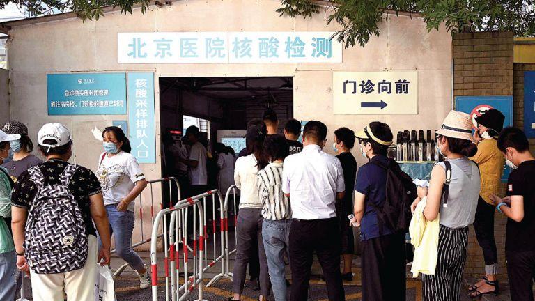 Photo of الصين تحجر الملايين مع انتشار المتحوّرة «دلتا»