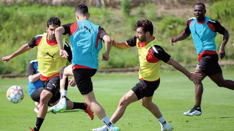 Photo of خمس مباريات تجهز الريان للموسم الجديد