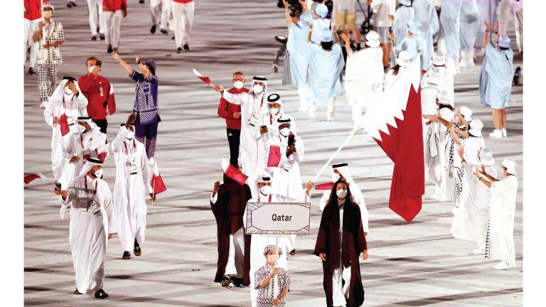 Photo of قطر تكتب التاريخ الأولمبي بأحرف من ذهب