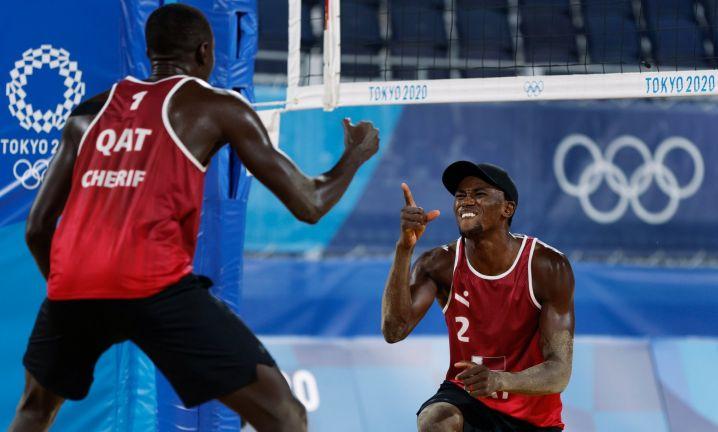 Photo of أدعم الكرة الطائرة الشاطئية يتأهل لنصف النهائي في أولمبياد طوكيو ويسير بثبات نحو حصد الذهب