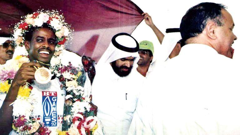 Photo of القوى القطريّة.. من برونزية سليمان إلى ذهبية برشم