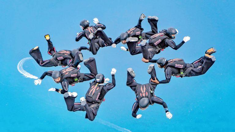 Photo of صقورنا جاهزون للمشاركة بمونديال القفز المظلي في روسيا