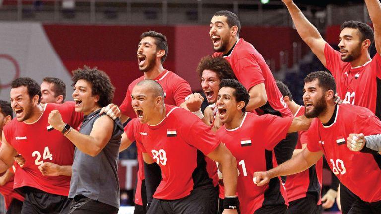 Photo of يد مصر تصارع فرنسا في المربع الذهبيّ