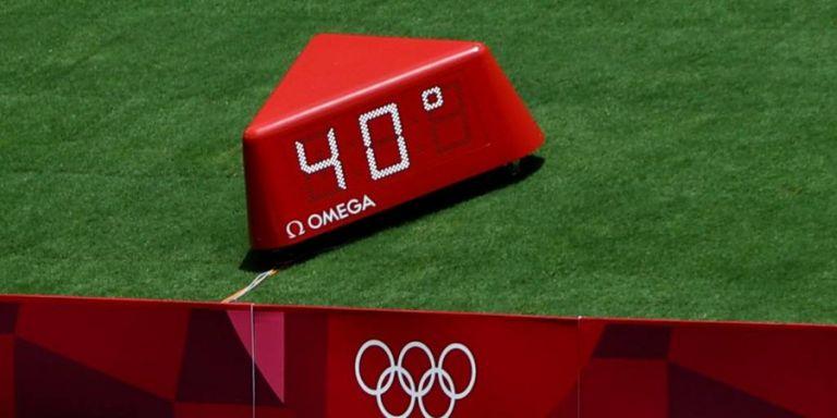 Photo of الحرارة تتسبب في تغيير موعد مباراة السويد وكندا