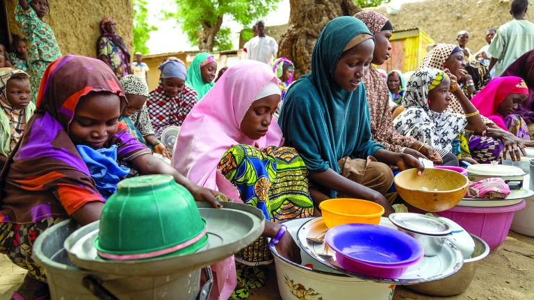 Photo of ملايين الأطفال يواجهون الجوع في نيجيريا