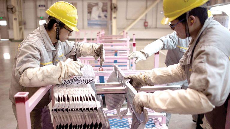 Photo of الصين: أسعار الإنتاج لأعلى مستوى في 13 عامًا